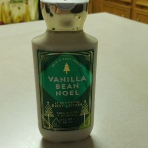 Vanilla Bean Noel body lotion new